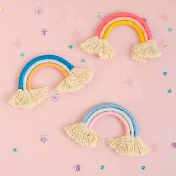 Set Arcoiris de Hilo Summer Stories