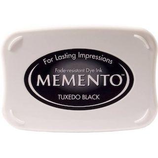 Tinta Memento Negra