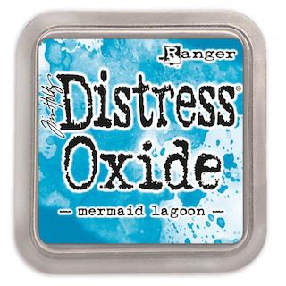Tinta Distress Oxide Mermald Lagoon