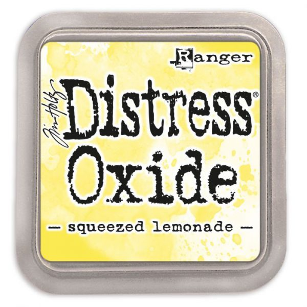 Distress oxide ink «Squeezed lemonade»