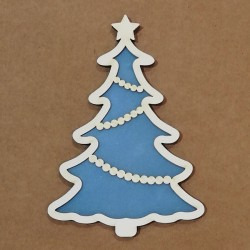 Shaker Árbol de Navidad