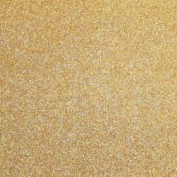 Vinilo Termotransfer para Ecopiel-Glitter Oro
