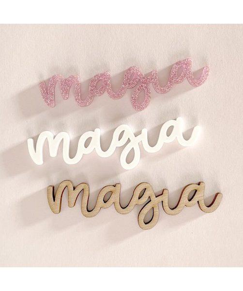 Palabra Magia ARI purpurina