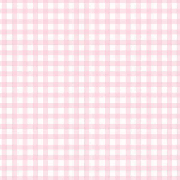Tela de encuadernar Wilma Moon 35×50 cm Vichy Rosa