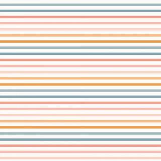 Tela de encuadernar Wilma Moon 35×50 cm Raya de colores