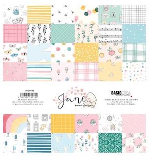 Colección 12×12  JANE de Sami Garra