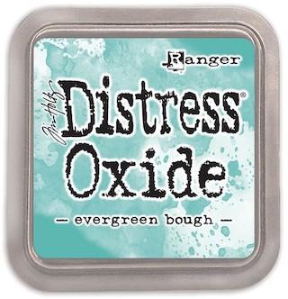 Tinta Distress Oxide Evergreen bough