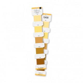 Set Hilos de bordar Amarillo «Lora Bailora»