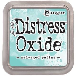 Tinta Distress Oxide Salvaged Patina