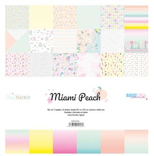 Colección 12″X12″  MIAMI PEACH