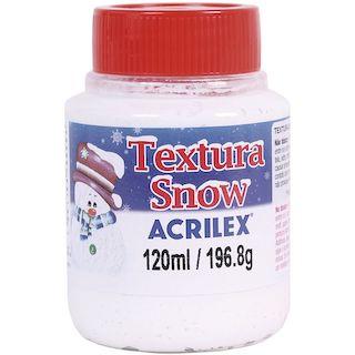 Pasta Textura Nieve Snoww 120ml