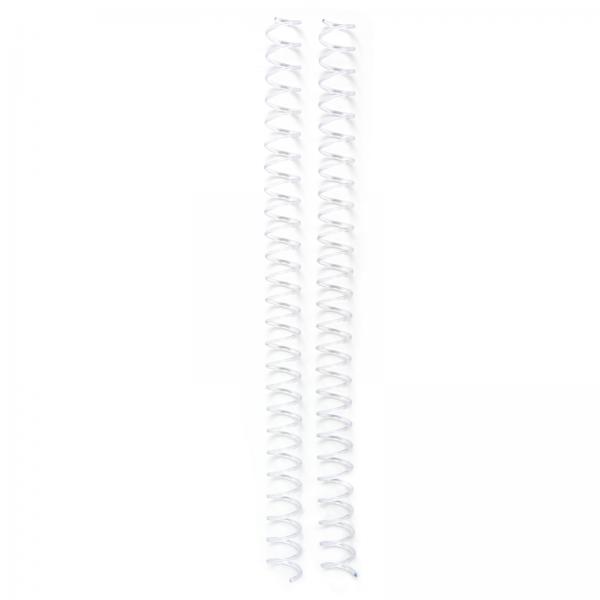 Espirales para encuadernarción Clear